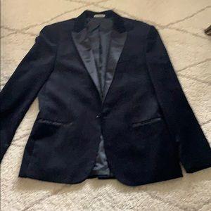 Express slim fit suit jacket